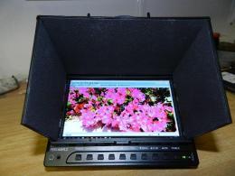 """Kvalitní 7""""monitor FPV 5,8GHz + vysilač 400mW"""