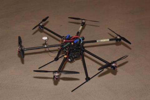 Prodam profi hexacopter