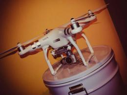 Phantom 3 Advanced dron coptera FPV