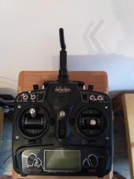 DJI F550+GPS modul NAZA