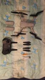 Dron 4 DRC